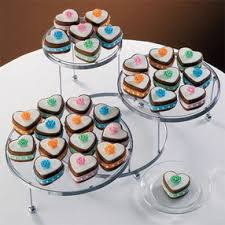 cakes u0027n more 3 tiered party stand wilton