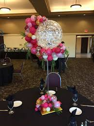 balloon centerpiece balloon centerpieces simi valley ca party blitz