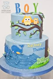baby shower cakes for boy boy baby shower cake gainesville fl bearkery bakery