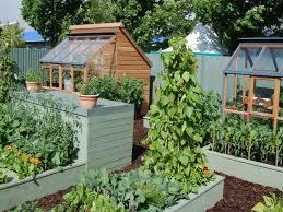 soil mix for diy wood raised bed vegetable garden small backyard