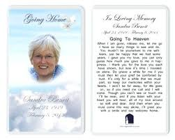 prayer cards for funerals remembrance cards for funeral prayer cards for funeral memorial