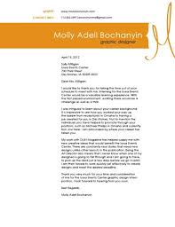 Creative Cover Letter Design by Creative Graphic Designer Cover Letter