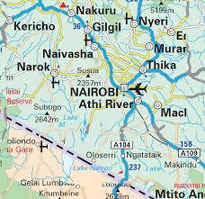 Map Of Tanzania East Africa Wall Map Tanzania Kenya Uganda Rwanda U0026 Burundi