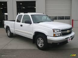 Classic Chevrolet 4x4 Trucks - 2007 summit white chevrolet silverado 1500 classic z71 extended