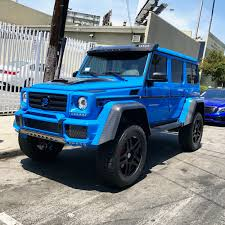 wrapped g wagon rdb la five star tires full auto center complete collision