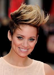 very short hairstyles for wavy hair hairstyle picture magz