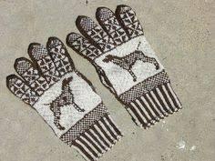drum knitting pattern sanquhar gloves in the drum pattern pattern by nancy bush drum