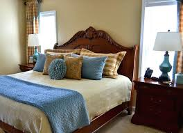 blue bedroom decorating ideas blue and brown bedroom decorating ideas openasia club