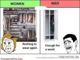 Men And Women Memes - funny men vs women 18 pics
