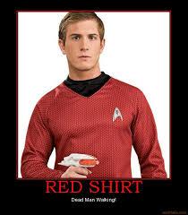 Redshirt Meme - pin by ciarra stebbins on motivational poster pinterest