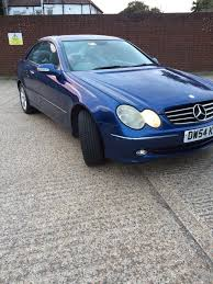 mercedes clk coupe drives blue mercedes clk coupe for sale manual in