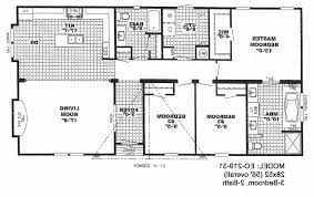 triple wide mobile homes floor plans 50 awesome mobile homes floor plans double wide house building