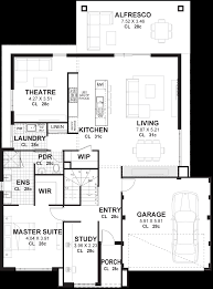 4 bdrm house plans 4 bedroom house plans home designs perth vision one homes