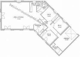 plan maison plain pied 100m2 3 chambres plan maison plain pied 100m2 plan maison plain pied 100m2 plan