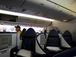 Delta 777 Economy Comfort Delta Airlines Boeing 777 200lr Businesselite Cabin Youtube