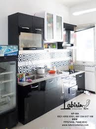 Kitchen Set Minimalis Putih Kitchen Set Malang Kitchen Set Minimalis Ibu Sari 2014