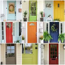 painting your front door the easy way the diy village 27 best front door paint color ideas door paint colors curb