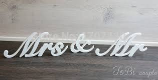 mr and mrs wedding signs aliexpress buy mr and mrs wedding sign mr mrs wooden