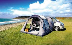 California Awning Rail Campervan Hire With Awning Tent Easi Campers