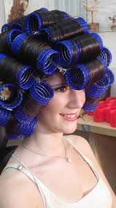 sisyin hairrollers tom thought don t laugh at me george because shortly you re