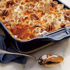 sweet potato transformations carrot casserole cooked