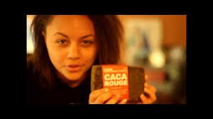 Coloring Natural African American Hair Lush Caca Rouge Henna Smashing Tutorial U0026 Review Youtube