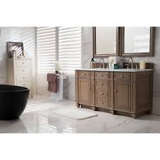 Double Bathroom Vanity 60 James Martin 157 V60d Ww Bristol 60