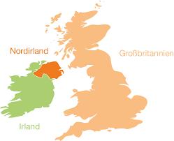 Baden Wurttemberg Flag Northern Ireland Great Britain Rund Um Die Welt Baden