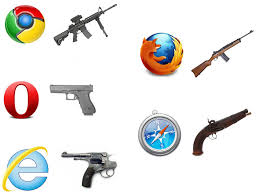 Web Browser Meme - which internet browser do you mostly use