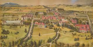 Oregon State Campus Map by Welcome To A Photographic History Of Oregon State University