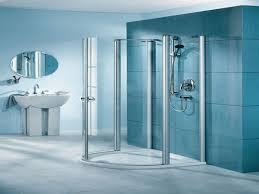bathroom with glass shower box design ideas five modern bathroom