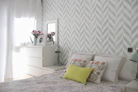 tapisserie chambre adulte 1001 astuces et idées pour choisir un papier peint chambre tendance