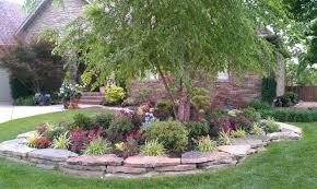 garden design ranch style home home styles