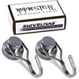 magnetic hooks heavy duty extra strong hook magnet set best
