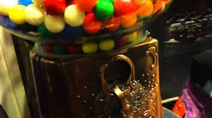 Where Can I Buy Gumballs How To Get Free Gumballs Out Of A Gumball Machine Youtube