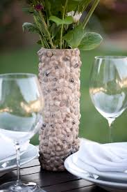 Nice Flower Vases A Beautiful Handcrafted Rustic Rock Vase Made From Something Very