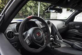 dodge viper 2017 interior german tuner adds 120 hp to the dodge viper acr sssupersports com