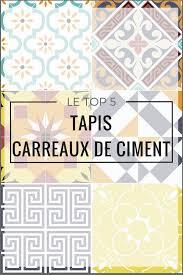 Homelisty Com Wp Content Uploads 2015 09 Tapis Carreaux De Ciment Le Top 5 Sélection Shopping
