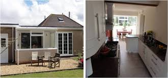 small kitchen extensions ideas kitchen extension wales builders www northwalesbuild