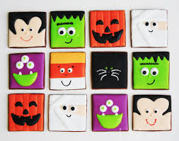 halloween cookies no cutter required lilaloa halloween