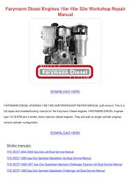 farymann diesel engines 15w 18w 32w workshop by doria koback issuu