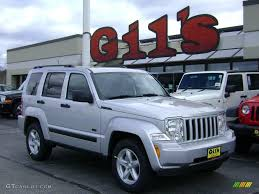 silver jeep liberty 2012 2009 bright silver metallic jeep liberty rocky mountain edition