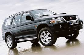 mitsubishi pickup 2005 mitsubishi challenger shogun sport 1998 car review honest john