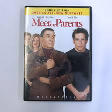 meet the parents dvd in clamshell case pre owned dvd disc
