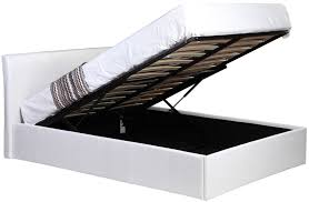 Leather Ottoman Bed Ottoman Bed Beds With Mattresses Ebay