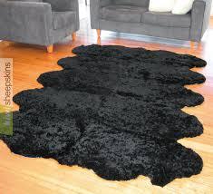 Lambskin Rugs Bowron Short Wool Curly Zealamb Lambskin Rugs