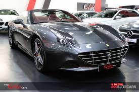 Ferrari California Grey - ferrari california t 2015 the elite cars for brand new and pre