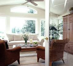 Decorating Ideas For A Sunroom Gorgeous Ideas For Decorating A Sunroom Design Interiors Furniture
