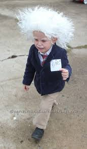 Cool Halloween Costumes Kids 25 Albert Einstein Costume Ideas Halloween