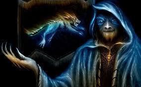 blue wizard walldevil